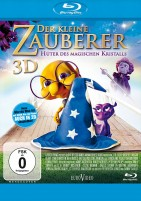 Der kleine Zauberer 3D - Hüter des magischen Kristalls - Blu-ray 3D + 2D (Blu-ray)