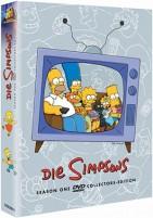 Die Simpsons - Season 01 / Collector's Edition (DVD)
