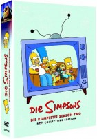 Die Simpsons - Season 02 / Collector's Edition / 2. Auflage (DVD)