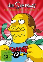 Die Simpsons - Season 12 (DVD)