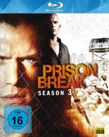 Prison Break - Season 3 (Blu-ray)