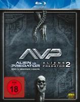 Alien vs. Predator & Alien vs. Predator 2 - Hollywood Collection (Blu-ray)