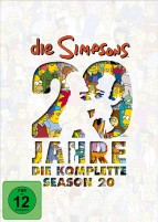 Die Simpsons - Season 20 (DVD)