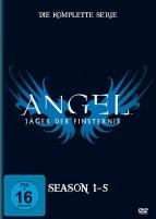 Angel - Jäger der Finsternis - Die komplette Serie / Season 1-5 (DVD)