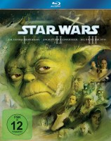 Star Wars Trilogie - Episode I-III (Blu-ray)