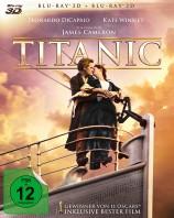 Titanic 3D - Blu-ray 3D + 2D (Blu-ray)