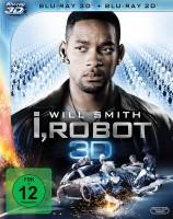 I, Robot 3D - Blu-ray 3D + 2D (Blu-ray)
