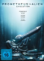 Prometheus to Alien: The Evolution (DVD)