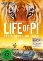 Life of Pi - Schiffbruch mit Tiger (DVD)