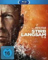 Stirb Langsam 1-5 (Blu-ray)