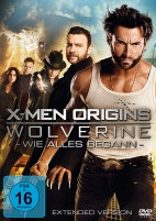 X-Men Origins: Wolverine - Extended Version / 2. Auflage (DVD)
