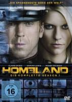 Homeland - Staffel 01 / 2. Auflage (DVD)