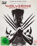 Wolverine - Weg des Kriegers - Blu-ray 3D + 2D / Collector's Edition incl. Extended Cut (Blu-ray)
