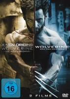 X-Men Origins - Wolverine: Wie alles begann & The Wolverine - Weg des Kriegers (DVD)