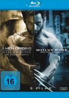 X-Men Origins - Wolverine: Wie alles begann & The Wolverine - Weg des Kriegers (Blu-ray)