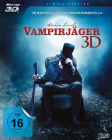 Abraham Lincoln - Vampirjäger 3D - Blu-ray 3D + 2D (Blu-ray)