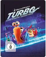 Turbo - Kleine Schnecke, grosser Traum - Blu-ray 3D + 2D / Limited Lenticular Steelbook (Blu-ray)