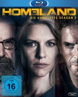 Homeland - Staffel 03 (Blu-ray)