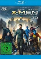 X-Men: Zukunft ist Vergangenheit - Blu-ray 3D + 2D (Blu-ray)