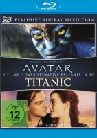 Avatar 3D & Titanic 3D - Blu-ray 3D + 2D (Blu-ray)