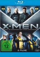 X-Men: Erste Entscheidung & Zukunft ist Vergangenheit (Blu-ray)