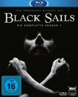 Black Sails - Season 01 (Blu-ray)