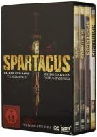 Spartacus - Complete Box - Die komplette Serie (DVD)