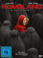 Homeland - Staffel 04 (DVD)