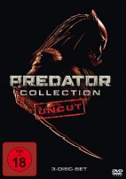 Predator Collection - Uncut (DVD)
