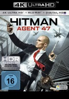 Hitman: Agent 47 - 4K Ultra HD Blu-ray + Blu-ray (Ultra HD Blu-ray)