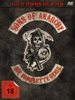 Sons of Anarchy - Die komplette Serie / Staffel 1-7 (DVD)