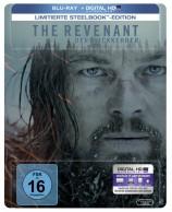 The Revenant - Der Rückkehrer - Steelbook (Blu-ray)