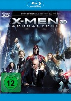 X-Men: Apocalypse - Blu-ray 3D + 2D (Blu-ray)