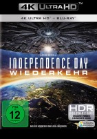 Independence Day - Wiederkehr - 4K Ultra HD Blu-ray + Blu-ray (Ultra HD Blu-ray)