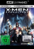 X-Men: Apocalypse - 4K Ultra HD Blu-ray + Blu-ray (Ultra HD Blu-ray)