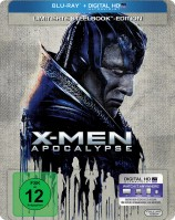 X-Men: Apocalypse - Steelbook (Blu-ray)