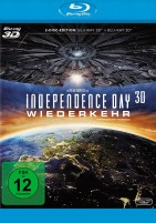Independence Day 3D - Wiederkehr - Blu-ray 3D + 2D (Blu-ray)