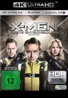 X-Men: Erste Entscheidung - 4K Ultra HD Blu-ray + Blu-ray (Ultra HD Blu-ray)