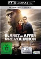 Planet der Affen: Prevolution - 4K Ultra HD Blu-ray + Blu-ray (Ultra HD Blu-ray)