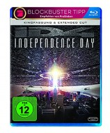 Independence Day - Extended Cut (Blu-ray)