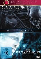 Prometheus - Dunkle Zeichen & Alien: Covenant (DVD)
