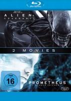 Prometheus - Dunkle Zeichen & Alien: Covenant (Blu-ray)