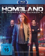 Homeland - Staffel 06 (Blu-ray)