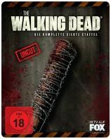 """The Walking Dead - Staffel 07 / Uncut / Limited Steelbook """"Lucille"""" (Blu-ray)"""