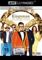 Kingsman - The Golden Circle - 4K Ultra HD Blu-ray + Blu-ray (4K Ultra HD)