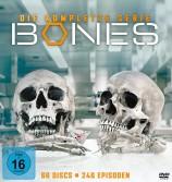 Bones - Die Knochenjägerin - Die komplette Serie (DVD)