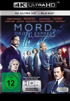 Mord im Orient Express - 4K Ultra HD Blu-ray + Blu-ray (4K Ultra HD)