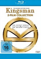 Kingsman 1+2 (Blu-ray)