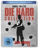 Stirb Langsam 1-5 - Limited Steelbook Edition (Blu-ray)