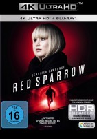 Red Sparrow - 4K Ultra HD Blu-ray + Blu-ray (4K Ultra HD)